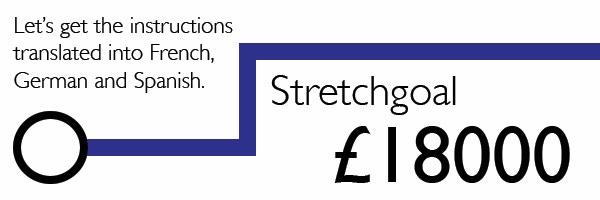 £18000 Multi Language Stretch Goal