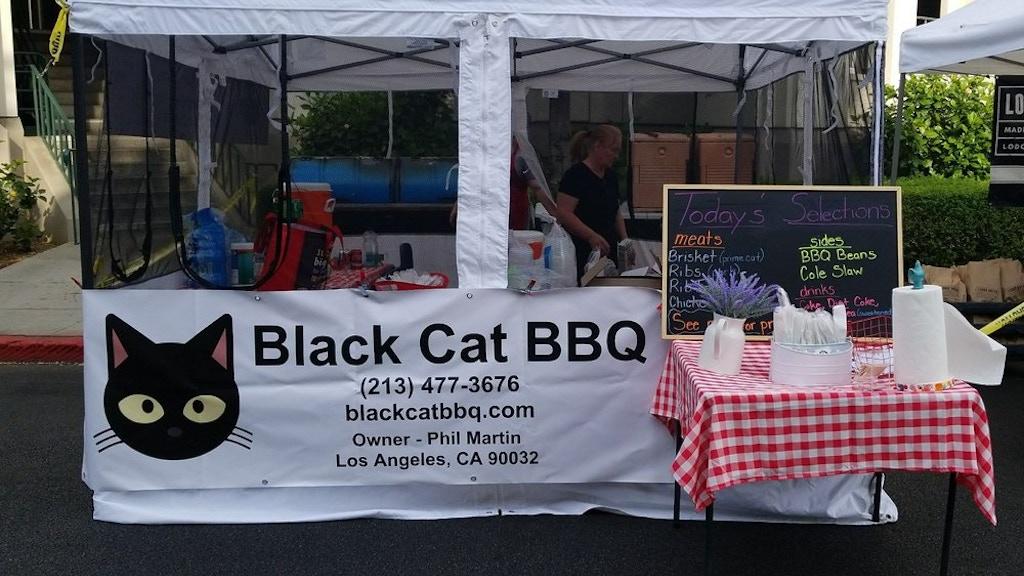 Black Cat BBQ project video thumbnail