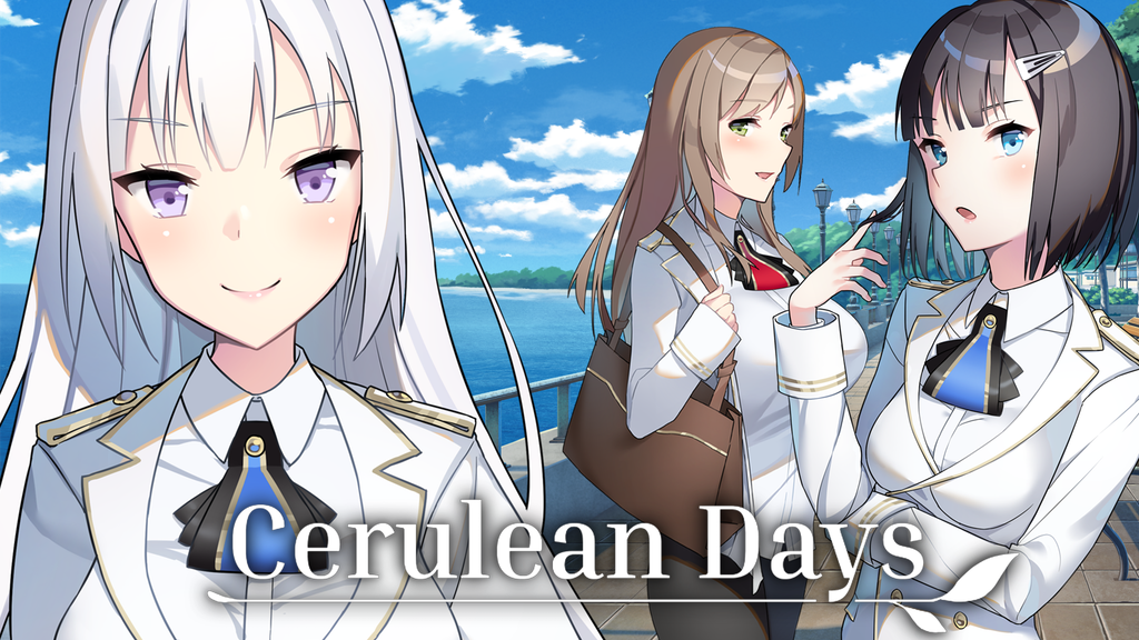 Cerulean Days - A visual novel. Welcome to Inre Island! project video thumbnail
