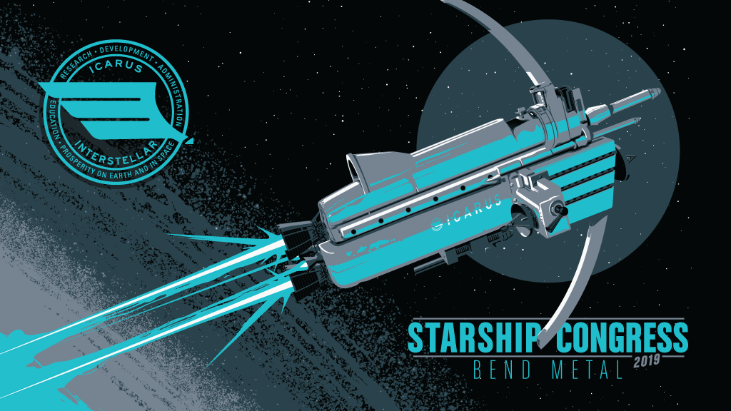 Project image for Starship Congress 2019: Bend Metal