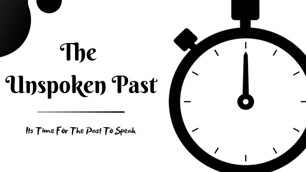 The Unspoken Past project video thumbnail