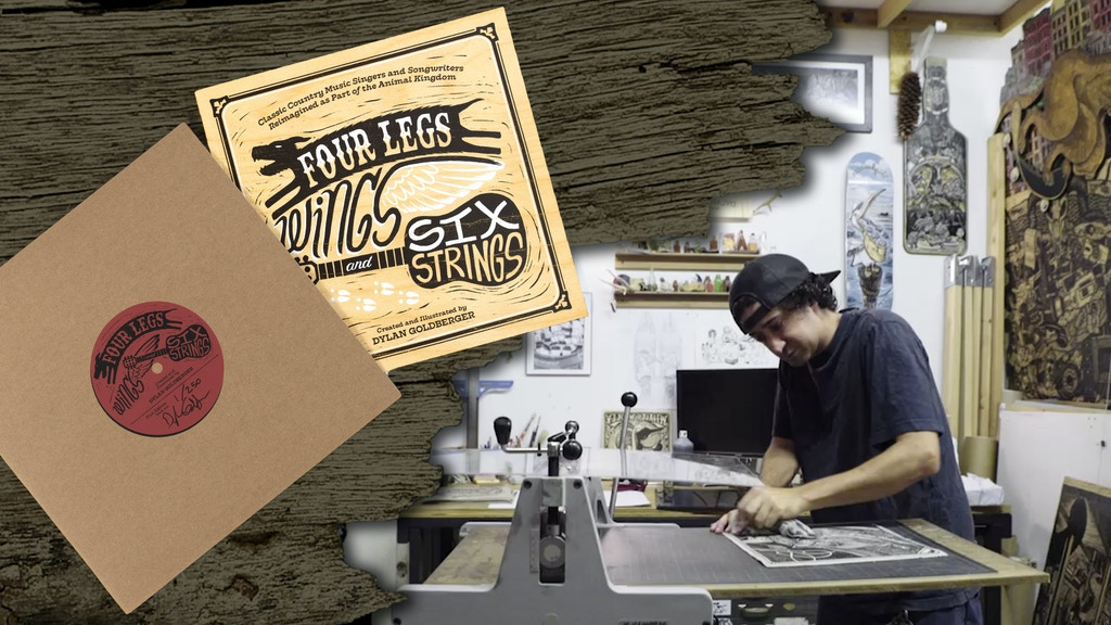 Four Legs, Wings, and Six Strings project video thumbnail