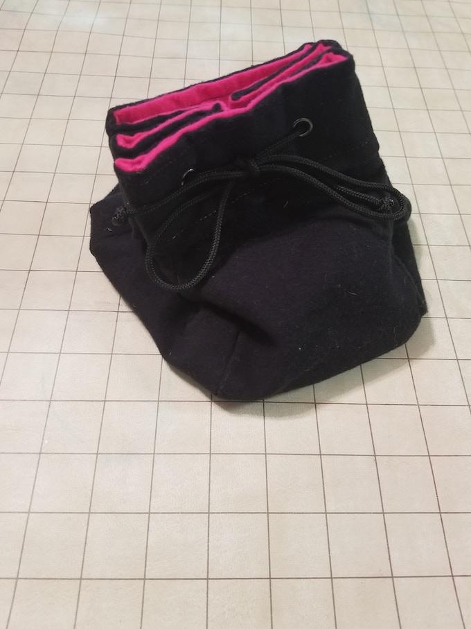Large Dice Bag