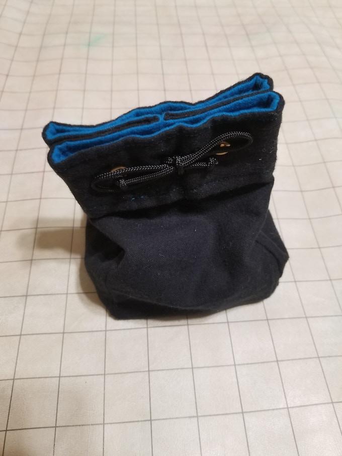 Small Dice Bag