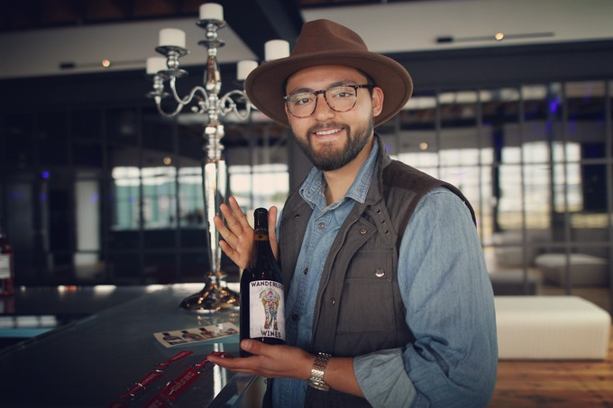 The First Batch of Wanderlust Wine Co. Wines