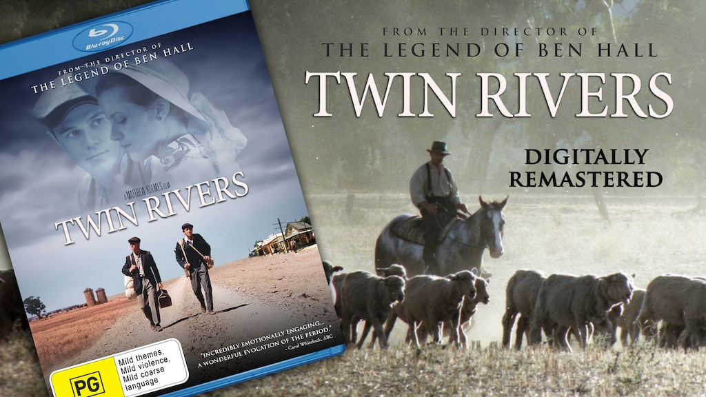 Twin Rivers - Digitally Restored Special Edition project video thumbnail