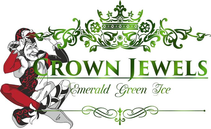 "Playing cards ""Crown Jewels"" printed by Cartamundi"