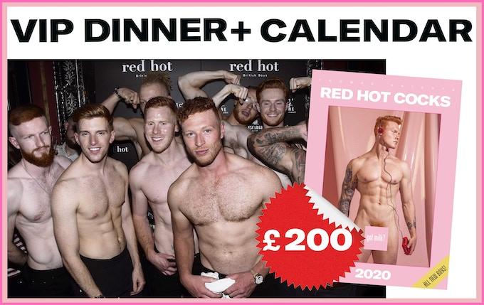 red hot c ks 2020 calendar by thomas knights kickstarter. Black Bedroom Furniture Sets. Home Design Ideas