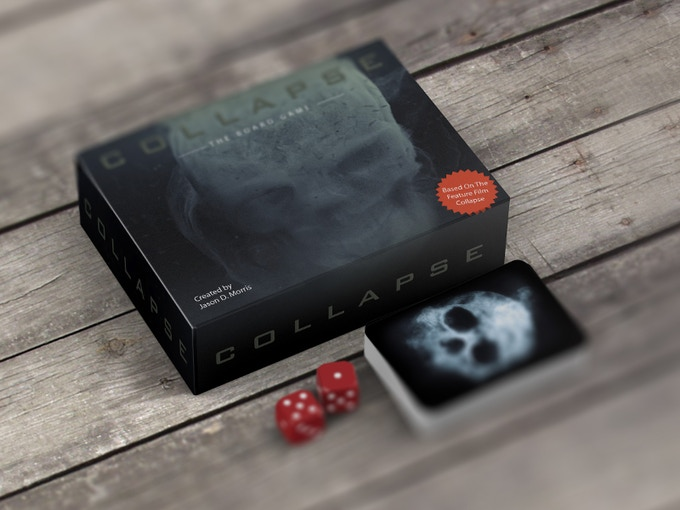 Collapse The Board Game