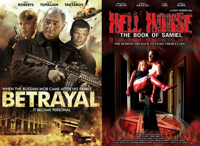 Betrayal and Hell House