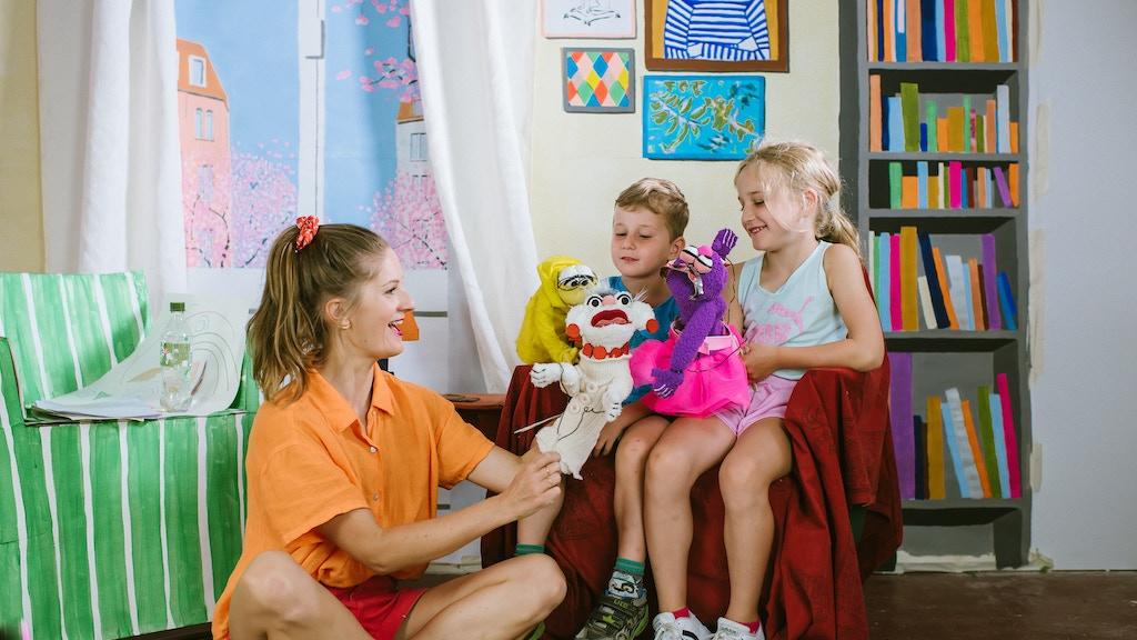 Sophie & Friends | Nurturing children's mental health project video thumbnail
