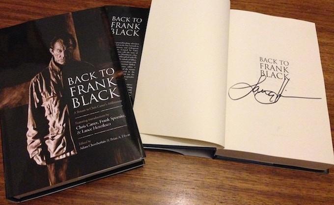 Back To Frank Black Book