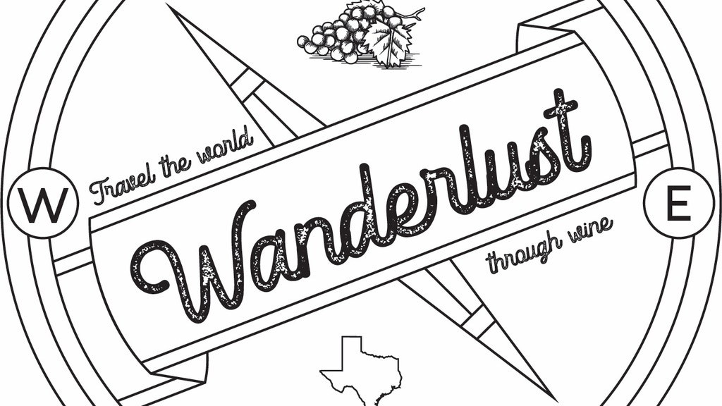Project image for Wanderlust Wine Company