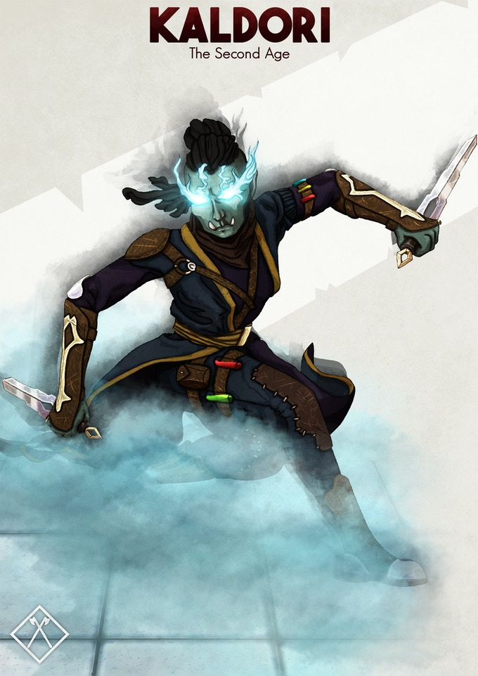 A Shadowblade