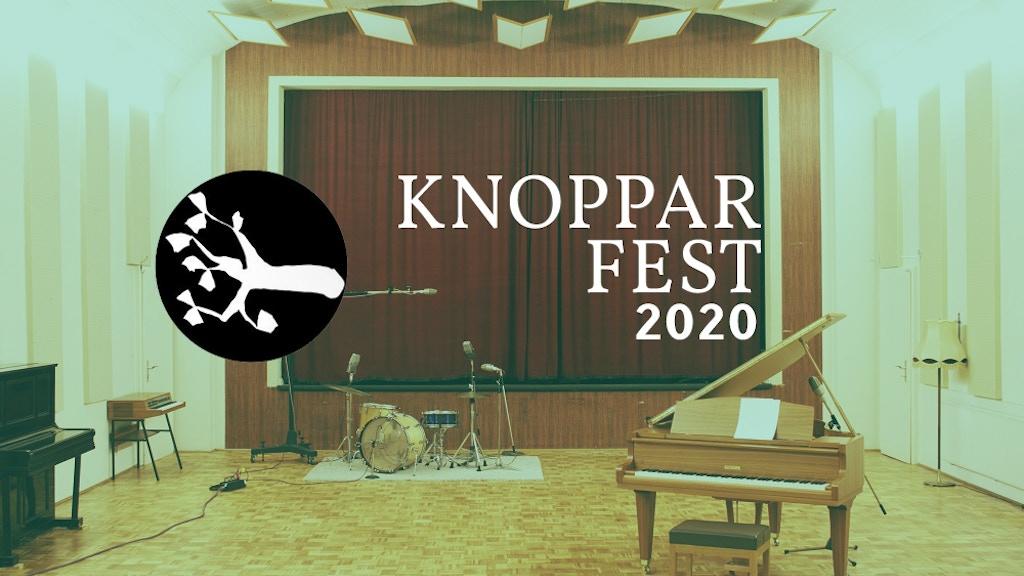 Project image for KNOPPAR-Fest - 25. April 2020 im STUDIO NORD (Bremen) (Canceled)
