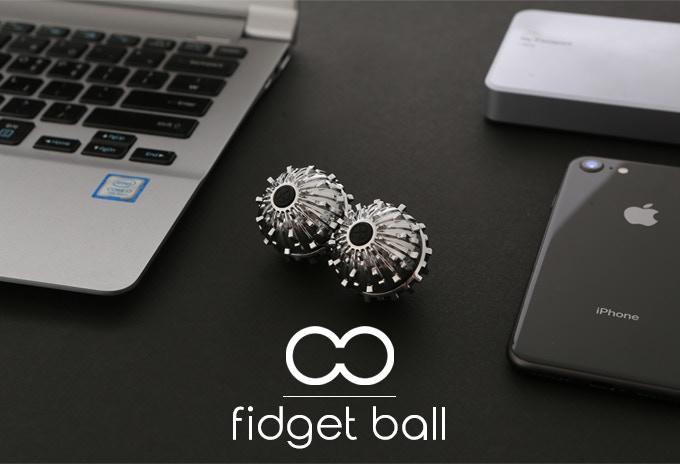 FIDGET BALL:Anxiety Relief Fidget l Sound l Design l Massage