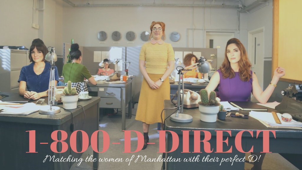 1-800-D-DIRECT project video thumbnail