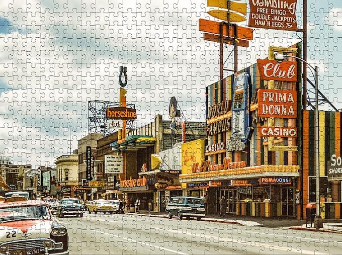 Reno Puzzle Pieces