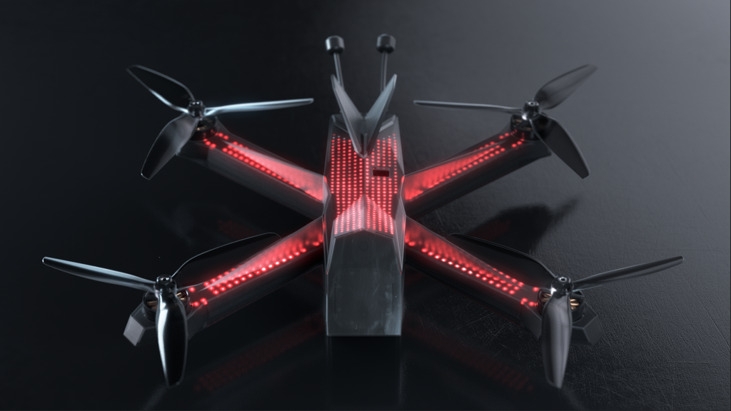 DRL Racer4 Street by Drone Racing League — Kickstarter