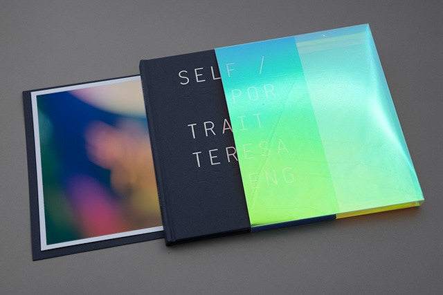 Self/Portrait Artist Books: Comes with Dichroic slipcase, limited ed print