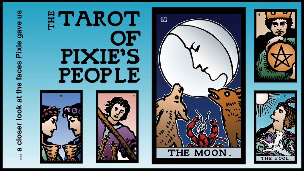Project image for The Tarot of Pixie's People