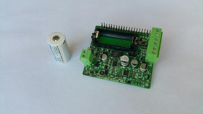Pi16340 SMART UPS HAT For Raspberry Pi 3A+