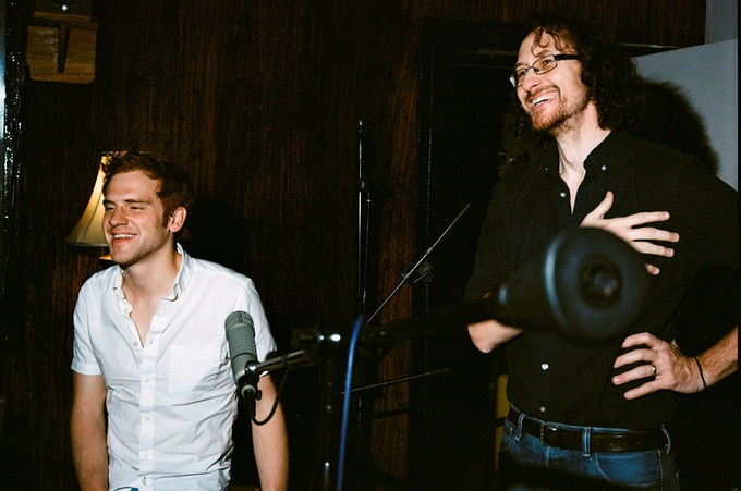 Jeremiah and Chris @ BIG EGO