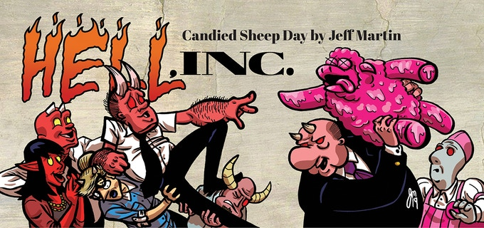 Hell, Inc. Volume 2 - Candied Sheep Day