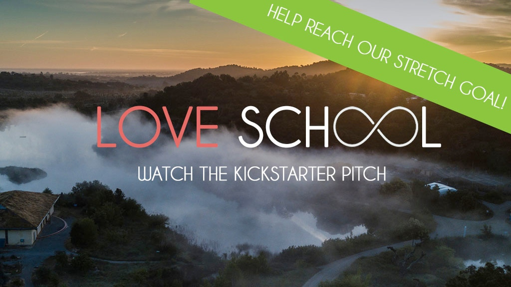 LOVE SCHOOL - A visionary film about Tamera Research Village project video thumbnail