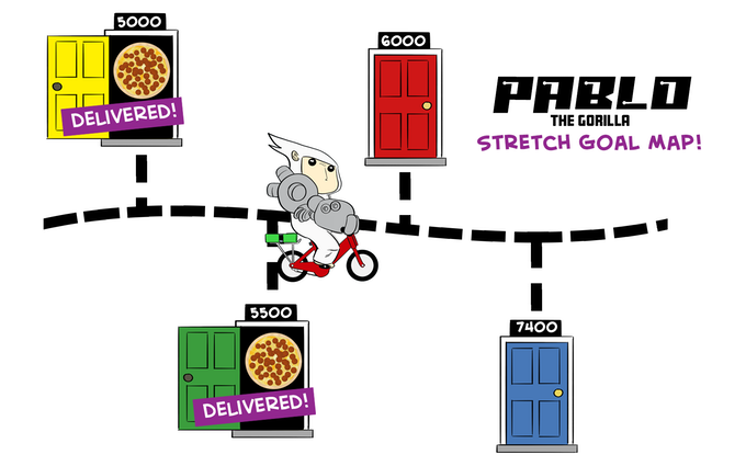 The stretch goal is delivered!