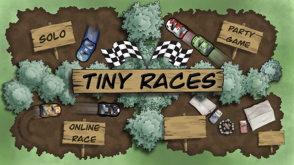 Project image for Tiny Races