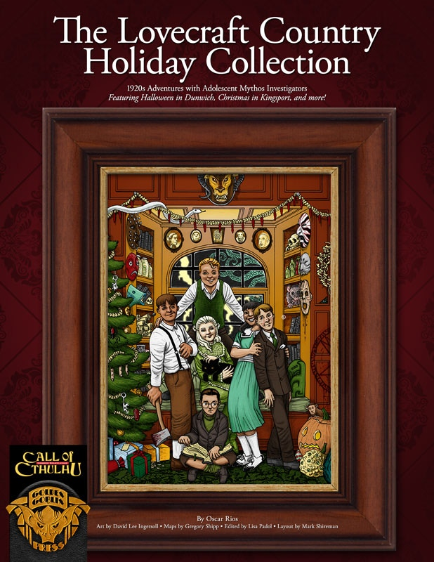 The Lovecraft Country Holiday Collection