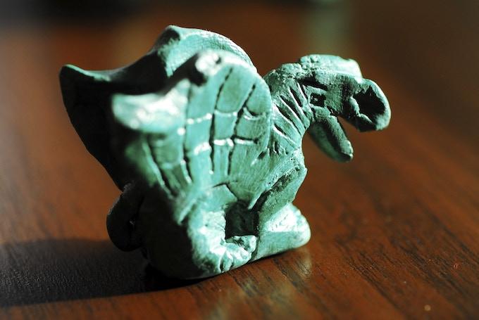 Mythorg, one of the three Dragons