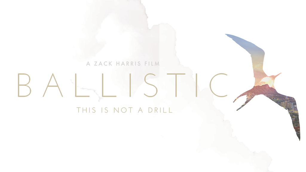 BALLISTIC - A Zack Harris Film project video thumbnail