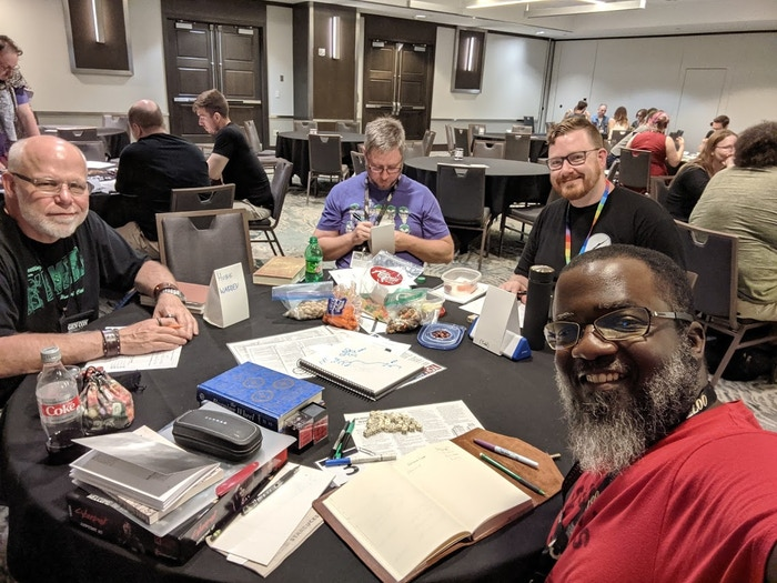 Gen Con Backers