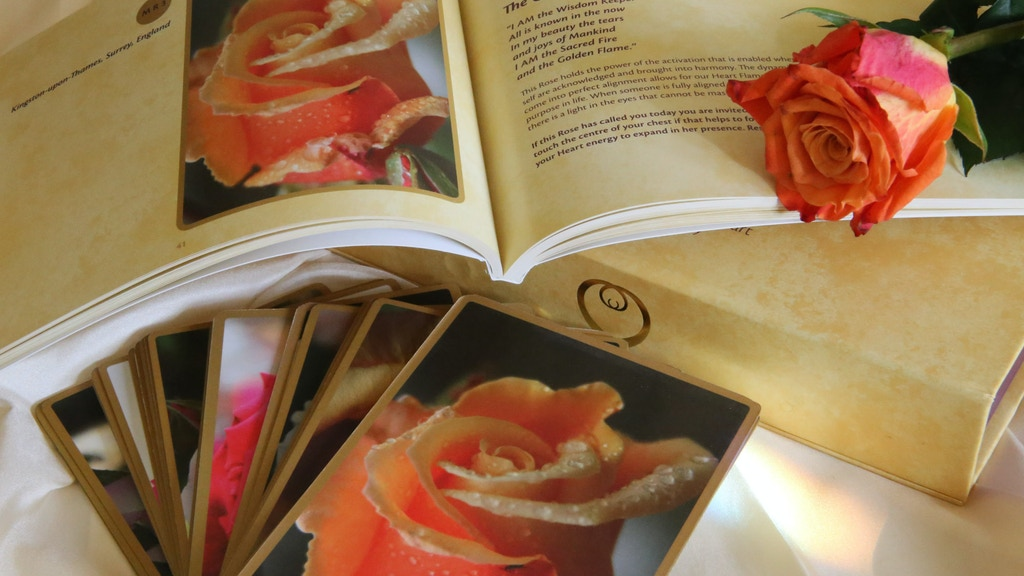 Rose Alchemy: Rose Oracle for the Heart second edition project video thumbnail