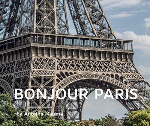 """Le Livre photo """" Bonjour Paris""""  de 25x20cm de 134 pages est un vente a Amazon...https://www.amazon.com/dp/0464138671/ref=cm_sw_r_fa_dp_U_L1ArDbZJXJ67V?fbclid=IwAR0v-gYOsilpS5A7HEThwPK5JZyehDUa3rJ25ccGglnPC-MY022H1mtPPGU"""