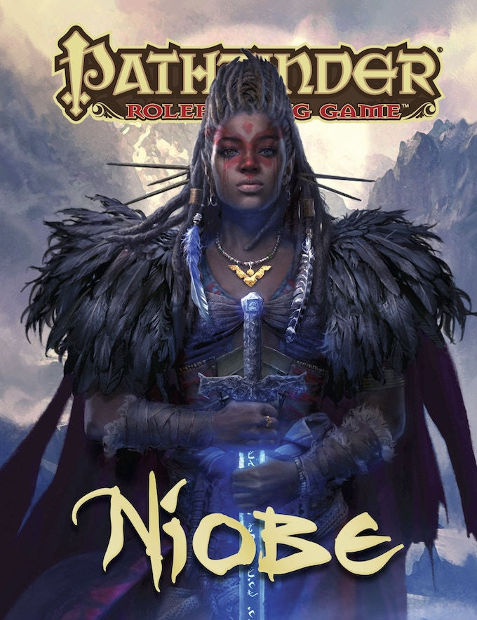 Niobe Pathfinder Game Cover by Hyoung
