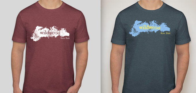 The Two T-shirt Color Options!