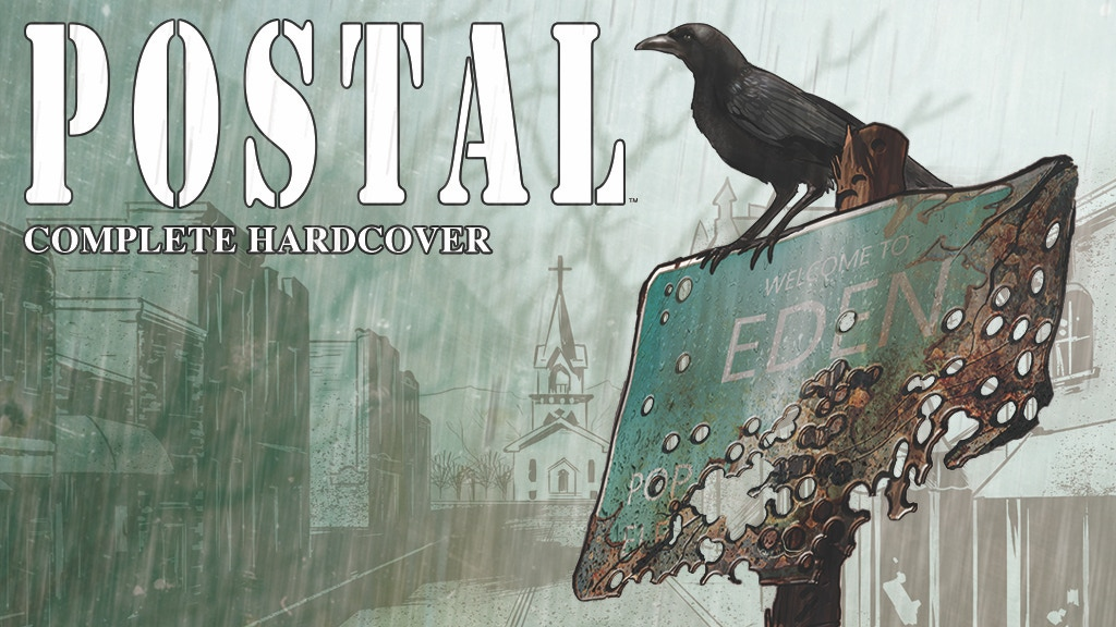 POSTAL: The Complete Hardcover project video thumbnail