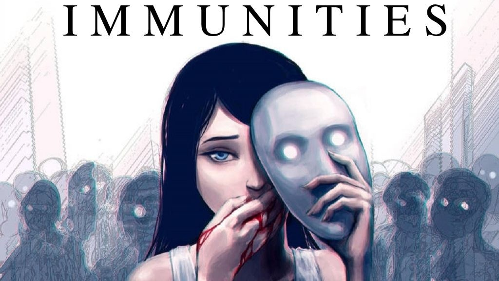 Immunities sci-fi audio drama podcast: season 4 (and more?) project video thumbnail