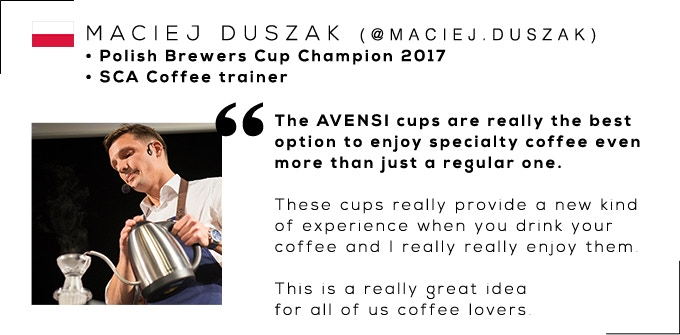 Maciej Duszak, Polish Brewers Cup Champion 2017