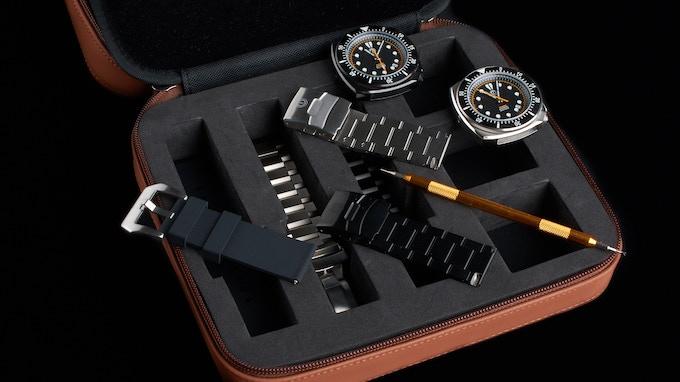 DLC/316L Steel Bracelet Pack