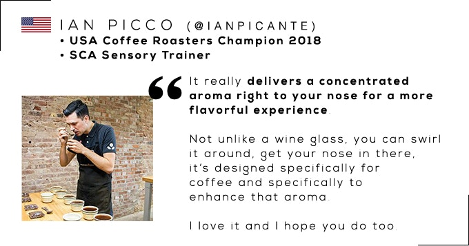 Ian Picco, USA Coffee Roasters Champion 2018