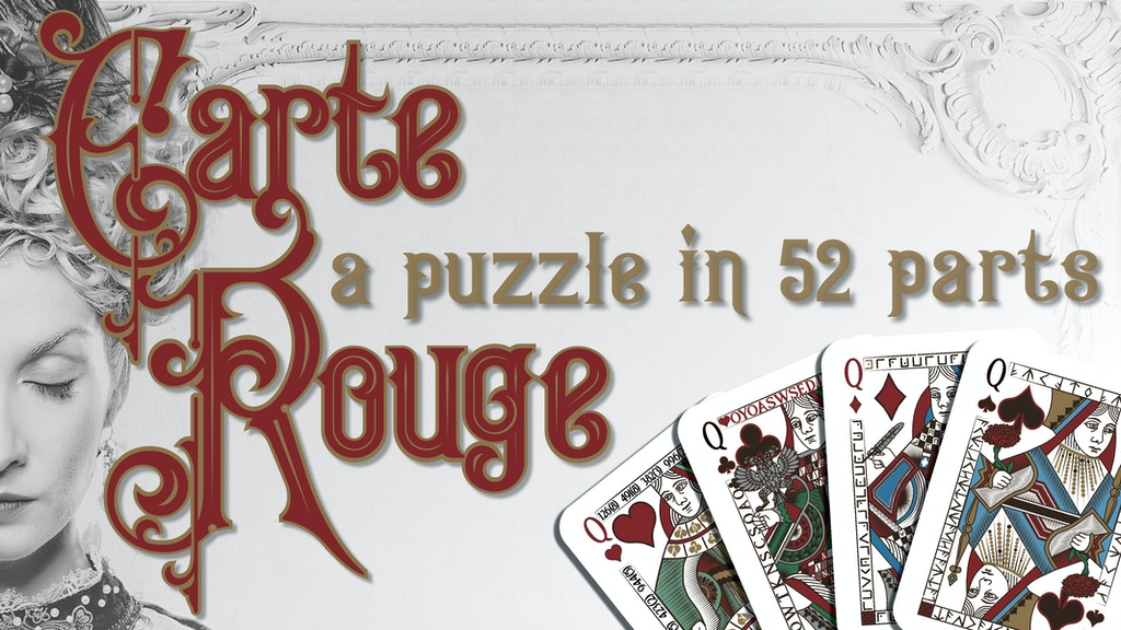 Carte Rouge — A Puzzle in 52 Parts project video thumbnail