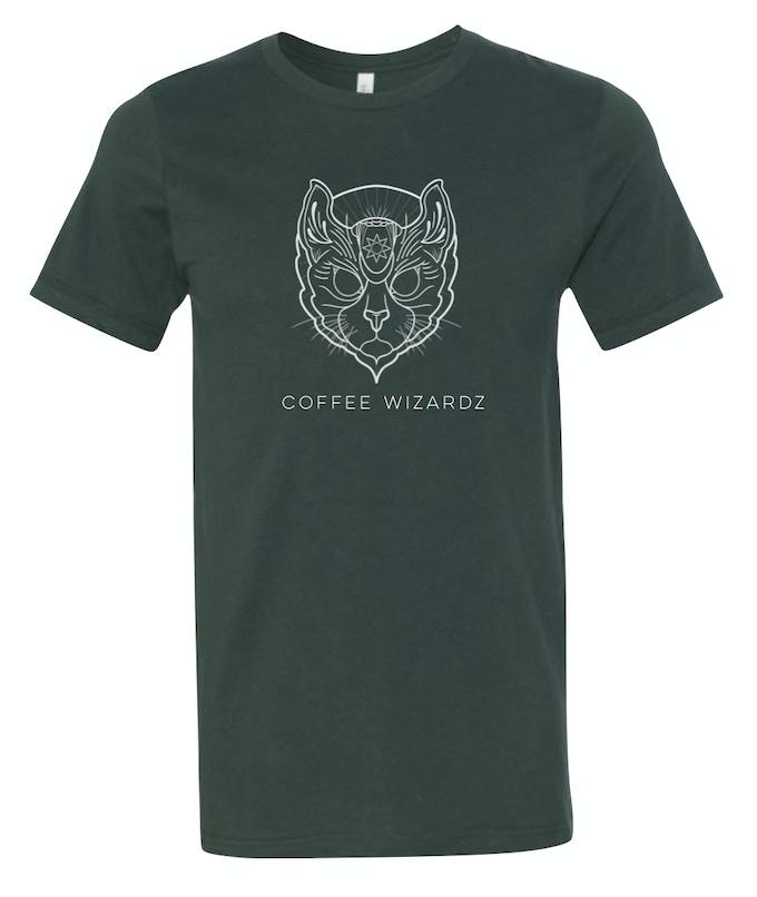Coffee Wizardz T Shirt