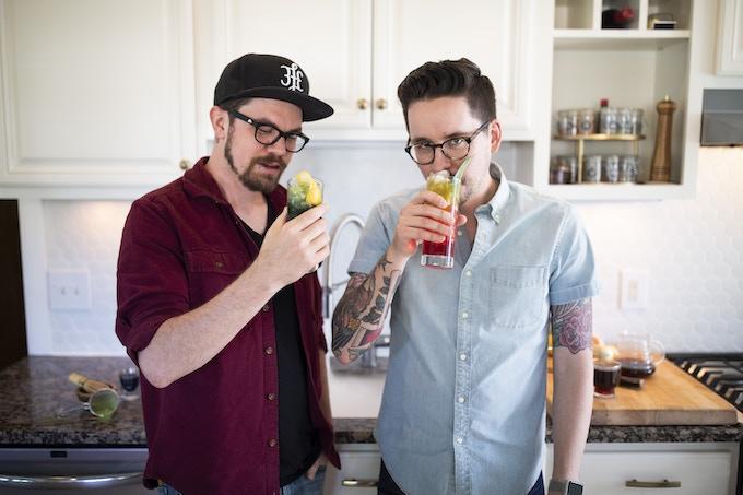 Sam Brown & Chris Christen - Coffee Wizardz