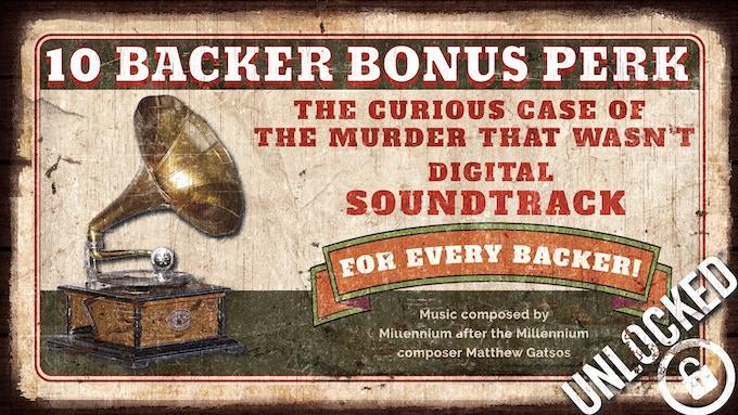 Bonus #1 Unlocked