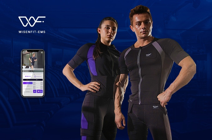 Wisenfit: New Generation Phone-Powered Electrical Sportswear