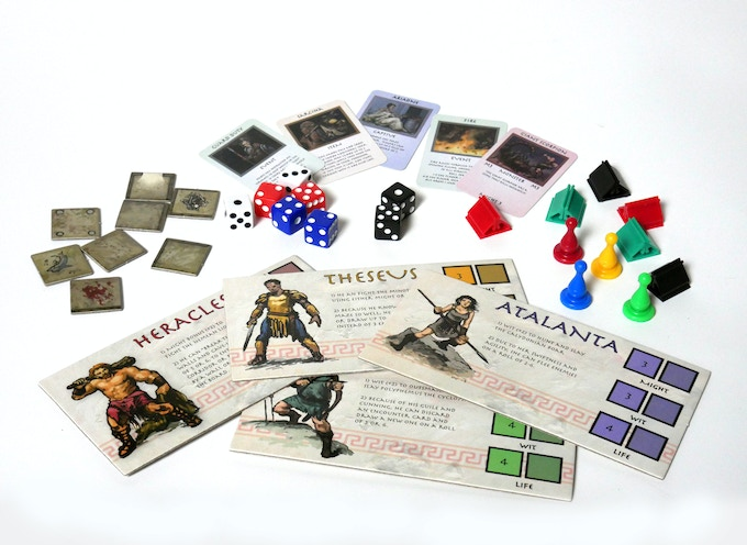 Components from the Game